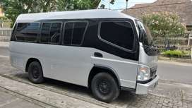 Mitsubishi Colt Diesel PS110 FE71 Bus 2012 Seat 16 Orang Cantik