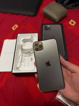 iPhone 11 Pro Max 512Gb Mulus 1000%