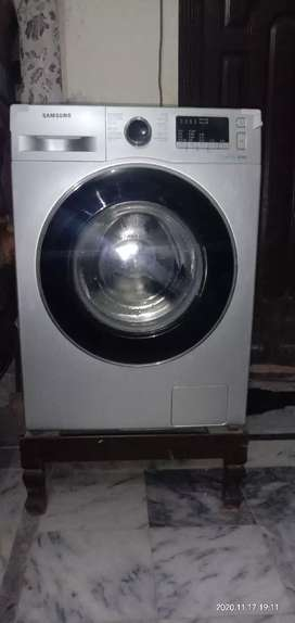i am selling my 6 month used samsang front load washer.