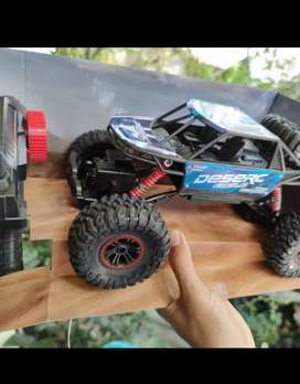 MOBIL REMOTE CONTROL RC ROCK CRAWEL OFFROAD 4x4 4WD 2,4 GHZ 1:14