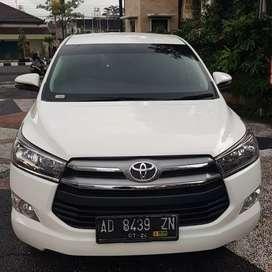 Toyota Innova rebond diesel 2.4 G 2019 manual tgn 1 km 5rb