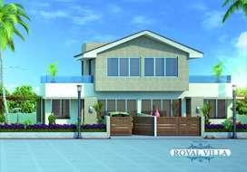 Farm house / villa in daman
