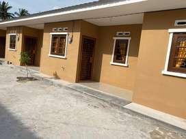 Rumah kontrakan, bersih, baru,dekat pasar pagi arengka, soekarno hatta
