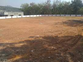 Plot For Sale near Pathamile Town.