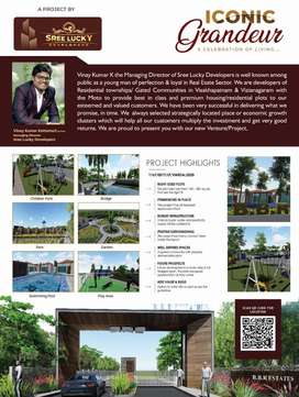 A project by SREE  LUCKY DEVELOPERS