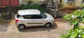 Want to sell my swift vxi silver colour as i am getting transferred.