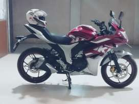 Suzuki Gixxer Sf Fi with Abs