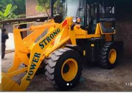 WHEEL LOADER POWER STRONG PERFEC MURAH
