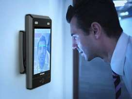 Face Biometric Attendance machine & Access control terminal door locks