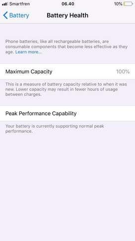 Iphone 6 16gb fullset icloud aman, fingerprint lancar