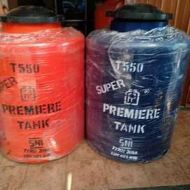Premier Tank 550 Liter Toren Tangki Air Baru Kuat