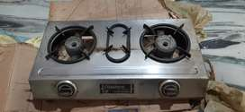 Gas stove for kitchen