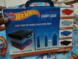 Mainan anak baru hotwheels cary case