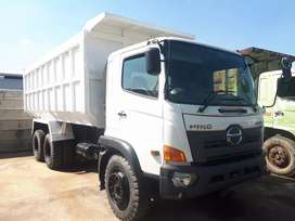 Dump truck lohan FM260JD