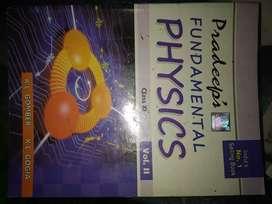 Pradeep's Fundamental of Physics