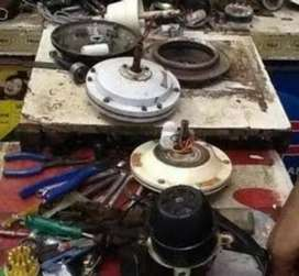 All fan reparing and home service