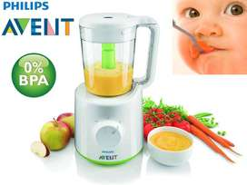 Philips Avent Combined Baby Food Maker Steamer and Blender Tommee