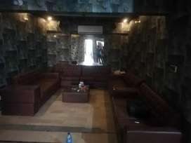 DHA Bukhari Commercial Very Well Furnished Apartment On Rent