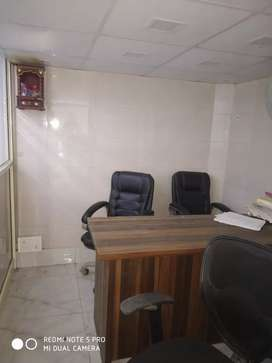 Full furnished 90 gaj space rent office/coching 30000 rs Uttam Nagar