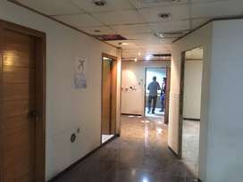 1232 Sq Ft Corporate Office In Siddique Trade Center On Main Boulevard