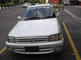 STARLET KAPSUL tahun1993, warna silver