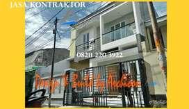 Jasa Kontraktor Rumah, bangunan, kantor gedung, gudang, arsitek kos