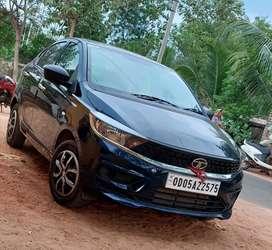 Tata Tigor 2021 Petrol 2200 Km Driven with Extra Accessories 40000