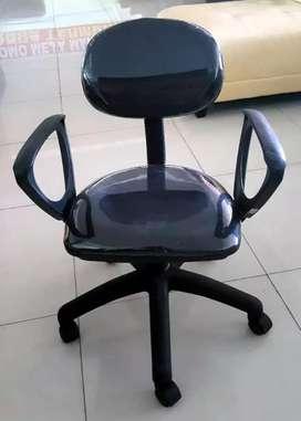 Kursi Sekretaris Hidrolis + Tanganan Brother BR 504 AH Ergonomic Chair