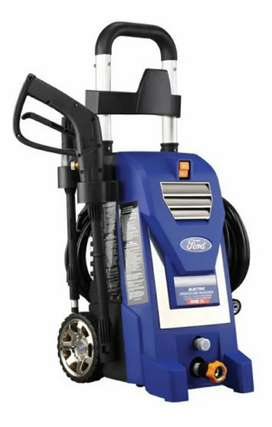 Ford branded electric car washer with one year warranty