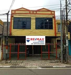 DiSewakan Ruko 2 ½ Lantai di Pondok Kelapa Jakarta Timur