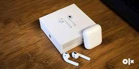 New apple airpods  wireless charging