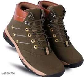 Man stylish boot