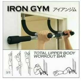 Jual iron gymne simpel praktis