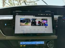 • Headunit 2DIN Android 10 inch Cartier