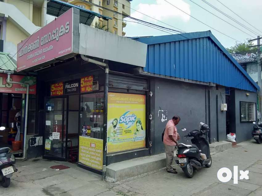 Edappally shop for sale with land 0