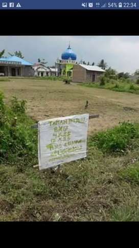 Dijual tanah ukuran 4x25m, NEGO