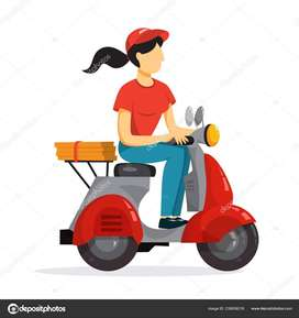 Ugent required for delivery boy