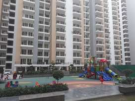 2 BHK + 2 Toilet Semi furnished flat in Noida Extension
