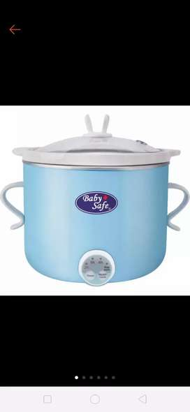 Baby safe slow cooker