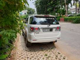 Toyota Fortuner 2014 may Diesel Automatic 4×2