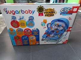 Sugarbaby tempat tidur bayi,ayunan bayi ,tempat main bayi