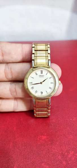 Dijual Jam Tangan Brand Seiko Pria. Diameter 3cm