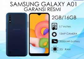 Murah new Samsung A01 grs resmi bs tt