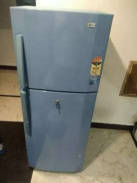 Fridge double door 4star 240 litre