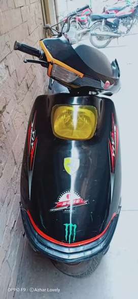 Electric scooty urgent sale due financial issues
