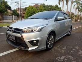 Toyota Yaris S TRD Sportivo 2016 AT