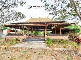 Tanah Cocok Villa, Rumah Mewah di Jalur Wisata Kaliurang, Jakal Km 17