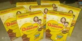 Susu dancow fortigro coklat 800g