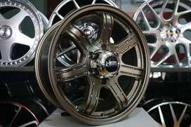 ready velg mobil pajero sport fortuner prado dmax triton ring 18