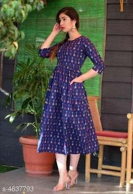 Fashionable Women's Kurti